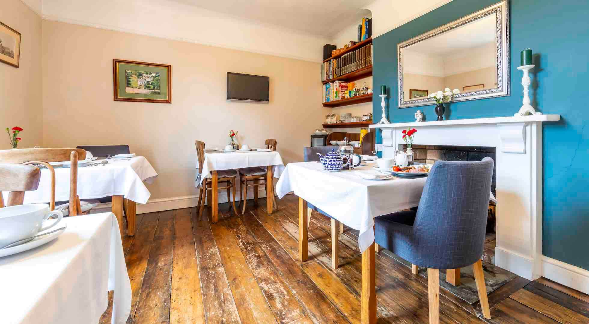 Find out about our bed and breakfast